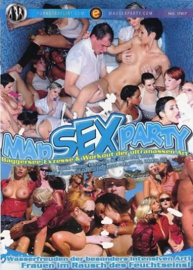瘋狂性愛派對