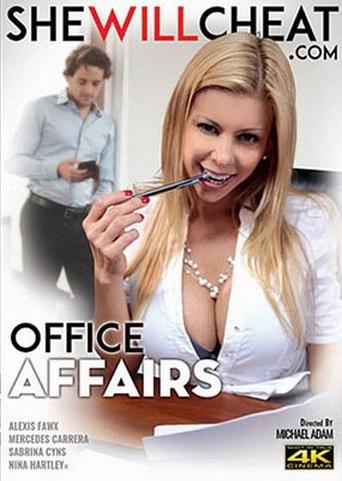 办公室奸情